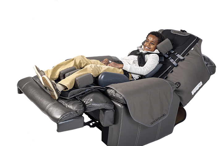 Special Needs Recliner Support System 3