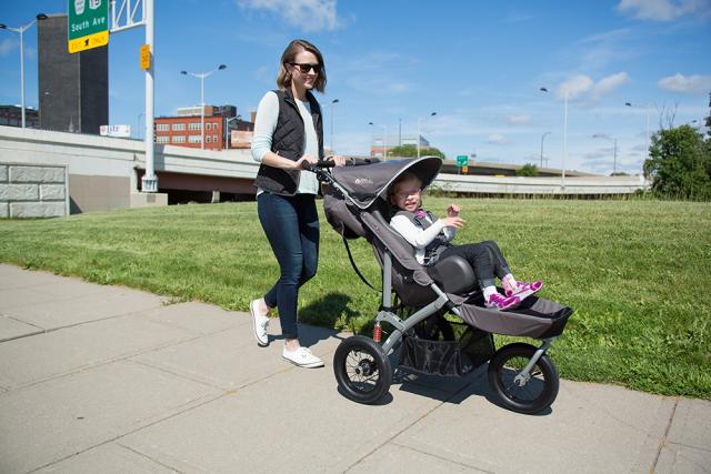 Special needs jogger stroller 2