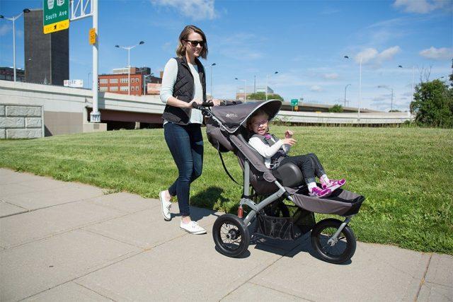 Special needs jogger stroller 5