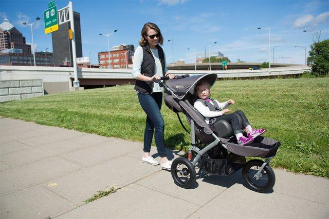 Special needs jogger stroller 4