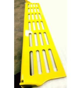 Roll a ramp Heavy Duty Approach Plate